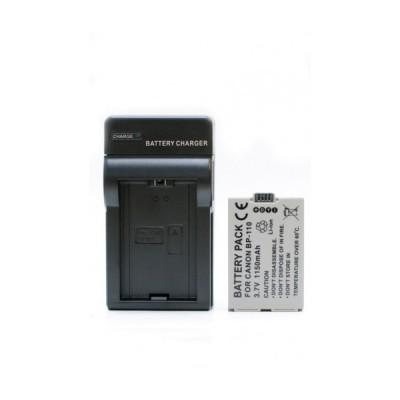 Аккумулятор + зарядное устройство Canon BP-110