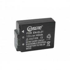 Аккумулятор Nikon EN-EL21