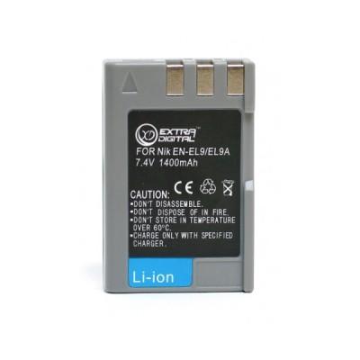 Аккумулятор Nikon EN-EL9