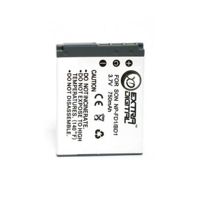 Аккумулятор Sony NP-BD1, NP-FD1