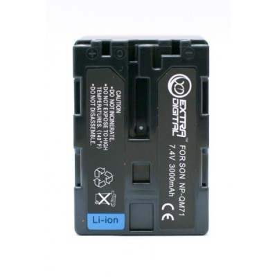 Аккумулятор Sony NP-FM70, QM71