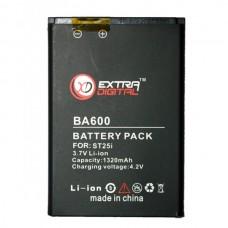 Аккумулятор Ericsson BA600, ST25i