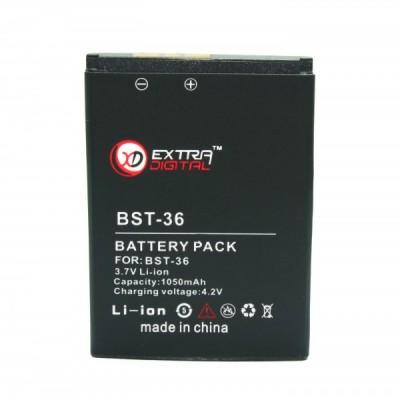 Аккумулятор Ericsson BST-36 (K310, K510, Z550)