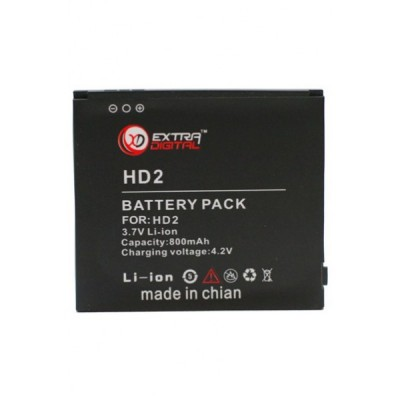 Аккумулятор HTC HD2 (T8588/T8585/BB81100/T8555
