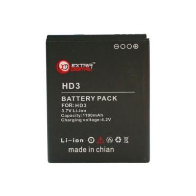Аккумулятор HTC HD3 / HD7 (T9292) / Wildfire S(G13) / Diamond 3 / Mondrian / BD29100 / G8S / A510E / A510C