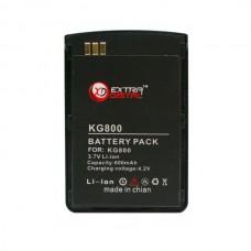 Аккумулятор LG Chocolate (KG800)