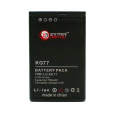 Аккумулятор LG KG77 (KG77/KE770/KM380/KG375/MG160/KF510)