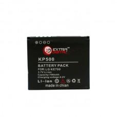 Аккумулятор LG KP500