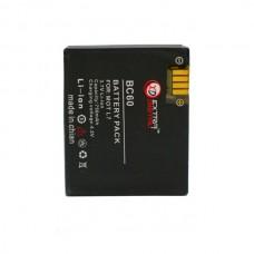 Аккумулятор Motorola BC60 (E6/E690/E8/L7/A1800/C257/A1800 C257 C261 L7 L71 U6c V3x)