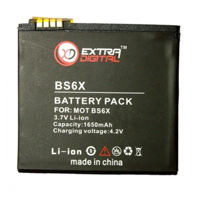 Аккумулятор Motorola BS6X, XT800, XT800