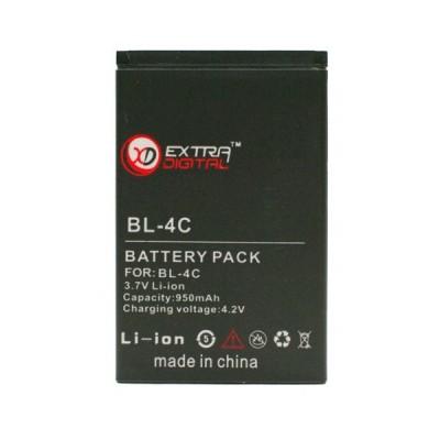Аккумулятор Nokia BL-4C (6230, 6100, 5100)