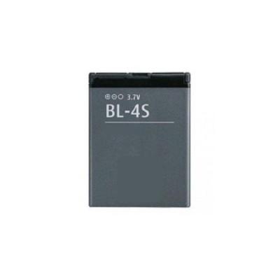 Аккумулятор Nokia BL-4S (2680, 3600, 7020, X3)