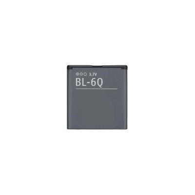 Аккумулятор Nokia BL-6Q (6700)