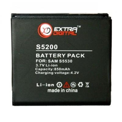 Аккумулятор Samsung S5200, S5530, S5200C