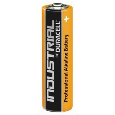 Пальчиковые батарейки АА DURACELL Industrial | Alkaline AA (LR6/1500)