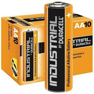 Батарейки DURACELL Industrial AA (LR6/1500), 10 шт./уп.