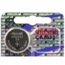 Батарейка Maxell CR 2032, 3V, 1 шт./уп.