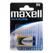 Батарейки Maxell Alkaline, Крона 9V (6LR61)