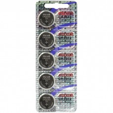 Батарейка Maxell CR 2032 (Hologramm), 3V, 5 шт./уп.
