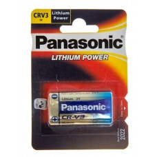 Батарейка Panasonic CR-V3L Lithium 3V (CR-V3L/1BP)