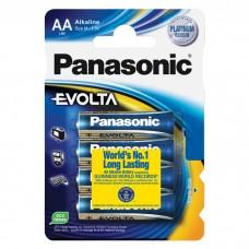 Батарейка Panasonic EVOLTA AA Alkaline, 4 шт./уп. (LR6EGE/4BP)