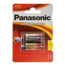 Батарейка Panasonic 2CR-5L Lithium 6V(2CR-5L/1BP)