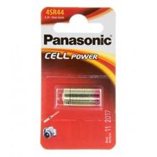 Батарейка Panasonic 4SR44 Silver Oxide 6.2V (4SR-44EL/1B)