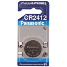 Батарейка Panasonic CR 2412 Lithium Power 3V