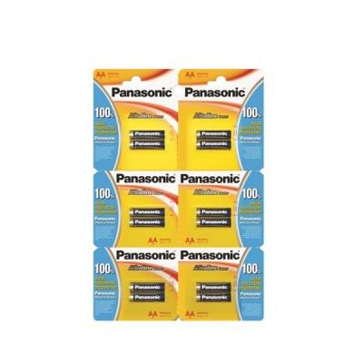 Батарейки Panasonic ALKALINE POWER AA, 12 шт./уп. (LR6REB/2B12R)