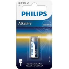 Батарейка Philips Alkaline A23 (V23GA, MN21, 8LR932, LRV08)