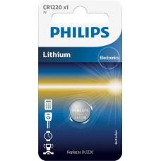 Батарейка Philips Lithium CR 1220