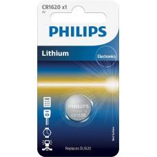 Батарейка Philips Lithium CR 1620
