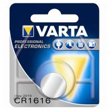 Батарейка VARTA CR 1616 LITHIUM (06616101401)