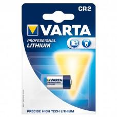 Батарейка VARTA CR 2 LITHIUM (06206301401)