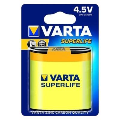 Батарейка VARTA SUPERLIFE 3R12P ZINC-CARBON (02012101301)