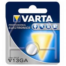 Батарейка VARTA V 13 GA ALKALINE (04276101401)