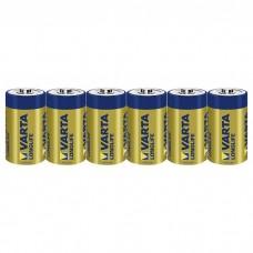 Батарейка VARTA LONGLIFE C ALKALINE, 6 шт./уп. (04114101306)