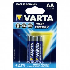 Батарейки VARTA HIGH Energy AA, 2 шт./уп. (04906121412)