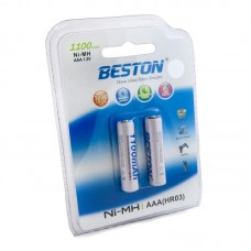 Аккумулятор Beston AAA 1100 mAh, 2шт./уп. (AAB1828)