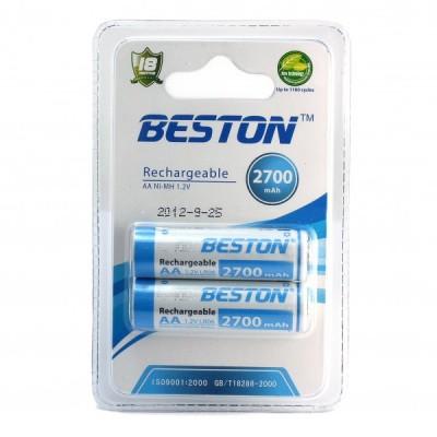 Аккумулятор BESTON AA 2700 mAh (2pcs)