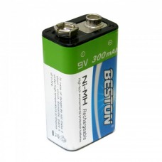 Аккумулятор BESTON CR-9V 300mAh Ni-MH (AAB1822)