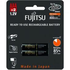 Аккумуляторы Fujitsu AAA 950 mAh, 2 шт./уп., (HR-4UTHCEU(2B))