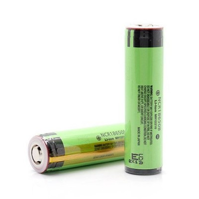 Аккумулятор Panasonic NCR18650B 3400 mAh Li-Ion с защитой (Protected)