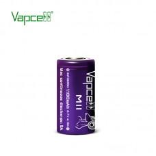 Аккумулятор Vapcell M11 INR18350 1100 mah 9A, Li-ion
