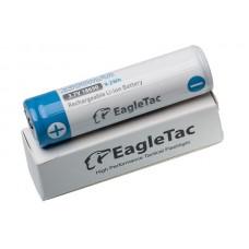 Аккумулятор EagleTac 18650 2500 mAh Li-ion с защитой (Protected)