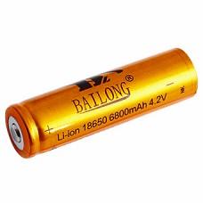 Аккумулятор Bailong 18650 BL 6800 Li-Ion