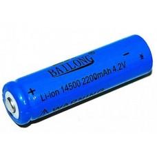 Аккумулятор Bailong 14500 BL 4800 Li-Ion