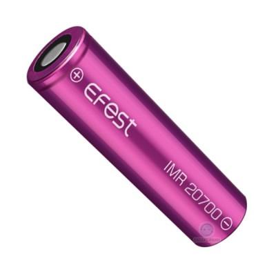 Аккумулятор Efest IMR 20700 3000 mAh, 30A, Li-ion
