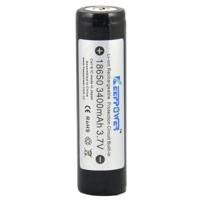Аккумулятор Keeppower 18650 3400 mAh Li-ion