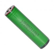 Аккумулятор LG INR18650-MJ1 3500 mAh с защитой (Protected)